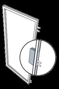 puerta acorazada 340B