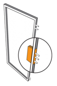 puerta 360B
