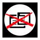 icono anti tarjeta