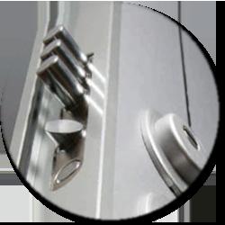 puerta acorazada serie 3