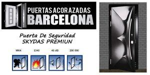puertas acorazadas barcelona